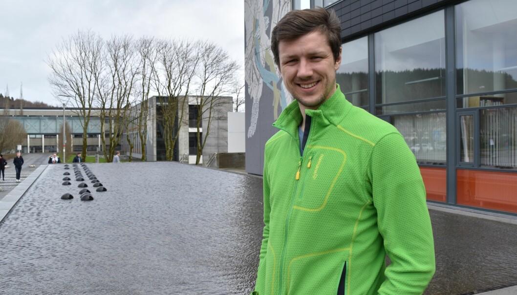 Da Ole Erik Endrerud oppdaget at fornybar-industrien var en stor ting ute i verden, var han ikke i tvil: Denne revolusjonen ville han være med på. (Foto: Karen Anne Okstad)