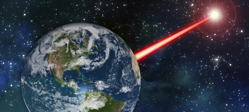 Det er mulig å signalisere til utenomjordiske tusenvis av lysår unna