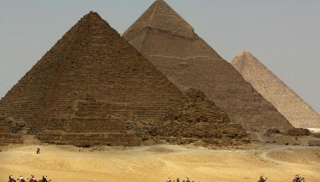 Pyramidene i Egypt: Nye funn kan forklare hvordan de ble bygget