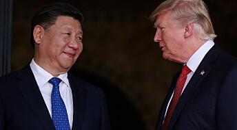 Mener Kina har mest økonomisk makt i verden
