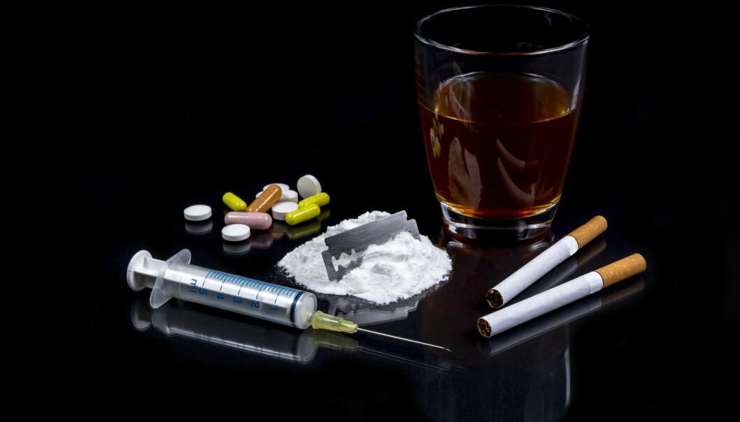 Hva er verst for helsa: narkotika, alkohol eller sigaretter?