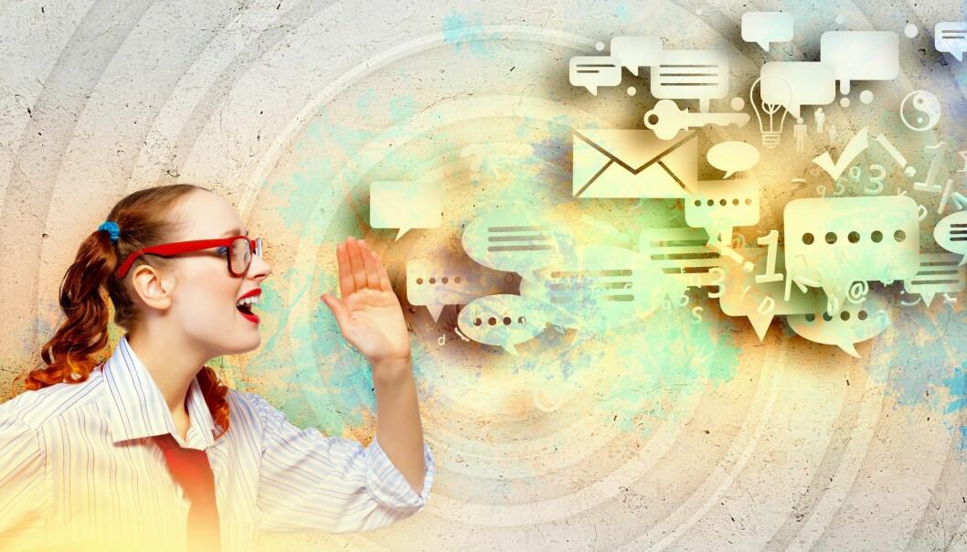 PC? Mobil? Bensin? Hallo? Hvilke ord forsvinner i fremtiden? (Ilustrasjon: Colourbox)