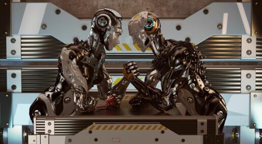 Intelligente roboter kan forsterke kjønnsnormer