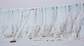 Polarinstituttet på jakt etter verdens eldste is