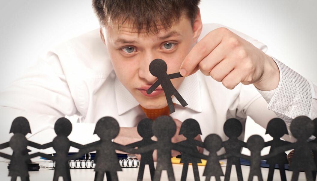 Ender alle organisasjoner til slutt opp med en tyrann på toppen? Ja, mente sosiologen Robert Michels, men er det sant i dag? (Foto: Andrey Burmakin / Shutterstock / NTB scanpix)