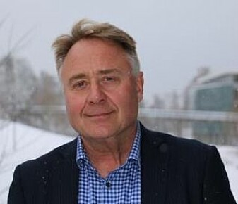 Bendik Bygstad er professor ved Universitetet i Oslo. (Foto: UiO)