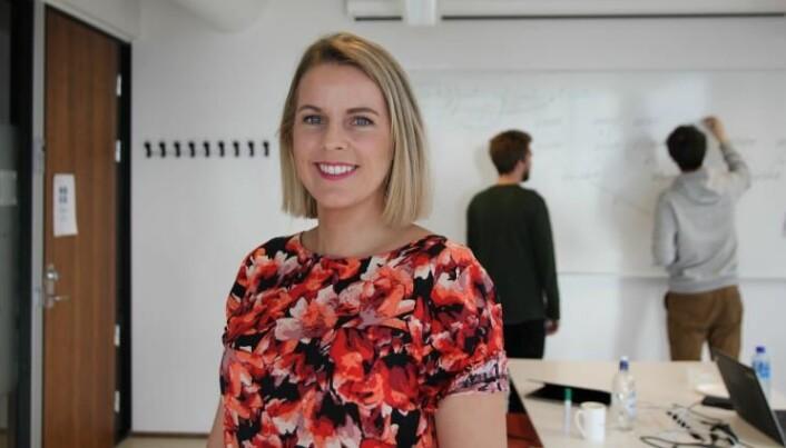 Viktoria Stray har flere råd til de som vil oppnå best mulige møter. (Foto: Julie Kalveland / UiO)