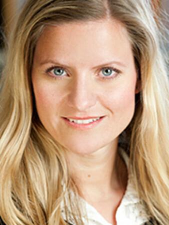 Maja Weemes Grøtting mener at pensjonsreformen kan virke sosialt urettferdig. (Foto: OsloMet)