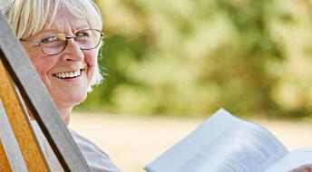 Er det bra for helsa å bli pensjonist?