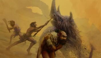Levde neandertalerne mer brutale liv enn oss moderne mennesker?