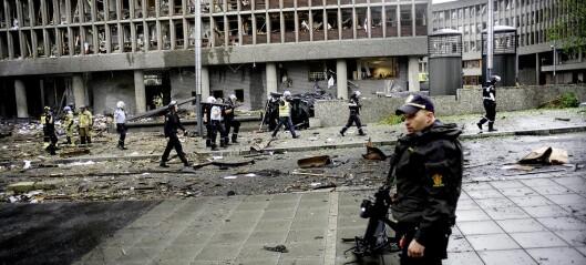 Breivik avvist av ytre høgre