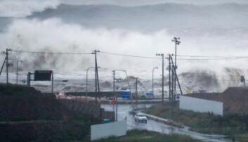 Nordmenn bryr seg mindre om issmelting og ekstremvær enn andre europeere