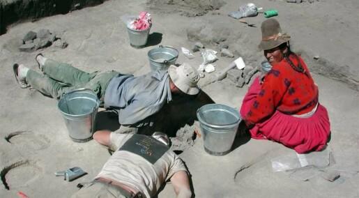 10 000 år gamle knokler fra Brasil har gener fra stillehavsøyer