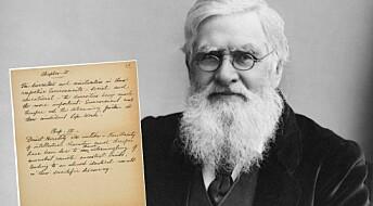 Enda en fornærmelse mot Darwins likemann?