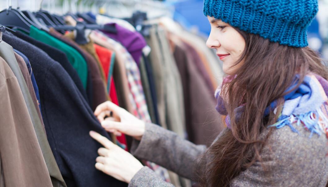 En ny undersøkelse viser at flere unge folk ikke liker å bruke andres gamle ting. (Foto: Shutterstock / NTB Scanpix)