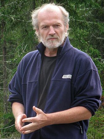 Yngve Rekdal. (Foto: Ole Fredrik Dæhli, NIBIO bildearkiv)