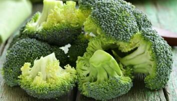 To porsjoner med brokkoli sammen med én porsjon potetmos, gjør at blodsukkeret ditt holder seg mer stabilt.  (Illustrasjonsfoto: Colourbox)