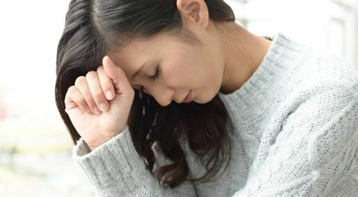 De med betennelser i tarmen rammes av ekstrem utmattelse