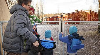 Mer pappapermisjon har ikke gitt mer likestilling i arbeidslivet