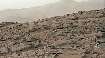 Giftig cocktail på overflaten av Mars sår tvil om muligheter for liv