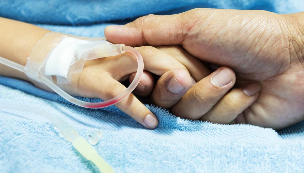 Kakeksi, alvorlig vekttap, utvikles i svært mange kreftpasienter. Antakelig dør 20 til 30 prosent av denne tilstanden og ikke av sykdommen i seg selv. (Foto: Sumroeng Chinnapan / Shutterstock / NTB scanpix)