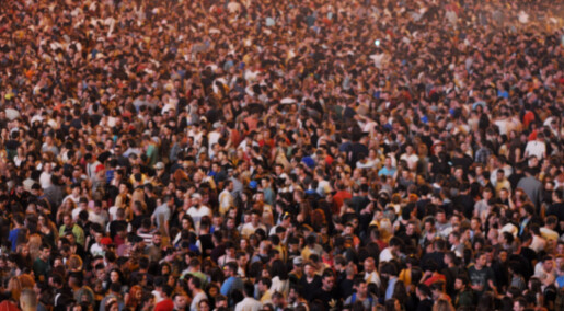 – En misforståelse at verdens befolkning øker stadig raskere