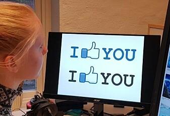 Hvorfor er det bare gamlinger på facebook?