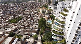 De fleste vil ta litt fra de rike og gi til fattige. Hvorfor er det da så mye ulikhet i verden?