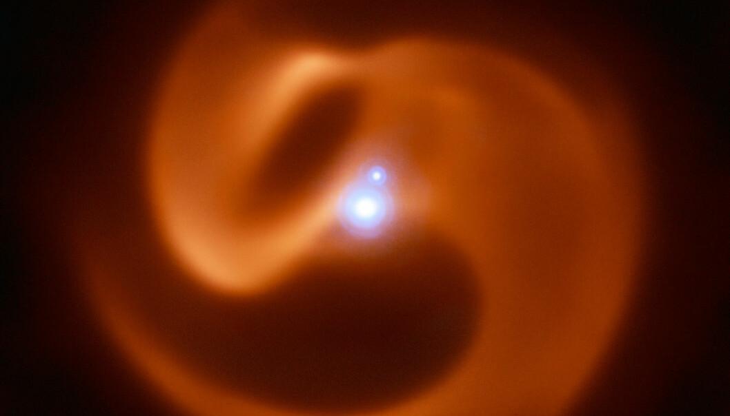 To gigantiske stjerner kan gi kunnskap om et av universets mest brutale fenomener