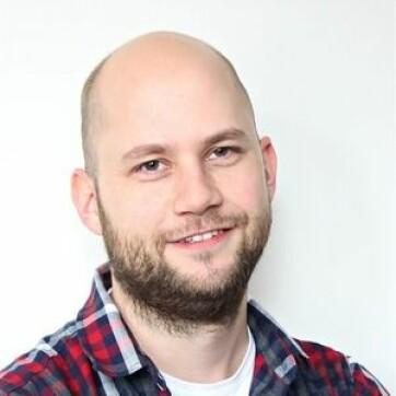 Anders Jakobsen fikk hederlig omtale for artikkel og video om gammelt brød. (Foto: HI)