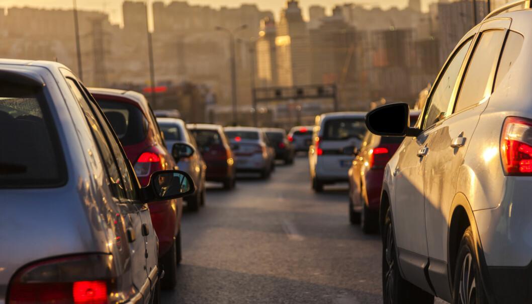 Trafikkstøy ser ifølge en ny studie ut til å øke risikoen for visse former for tarmkreft. Trafikkstøy kan føre til flere former for kreft og andre sykdommer, sier forsker.  (Foto: sifkigali / Shutterstock / NTB scanpix)