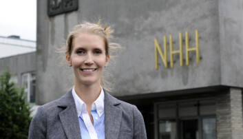 Berit Sund er forsker ved Samfunns- og næringslivsforskning (SNF) ved NHH. (Foto: NHH)