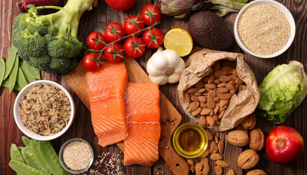 De fleste dyr kan klare seg med et ganske ensformig kosthold, men mennesker bør helst spise variert. Vitenskapen forteller oss hvorfor.  (Foto: margouillat photo / Shutterstock / NTB scanpix)