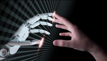 Forskere har laget kunstig hud til roboter