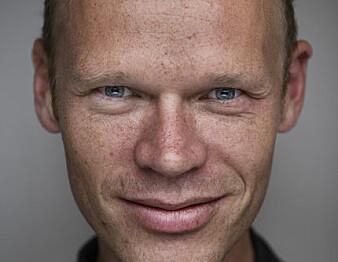 Eirik Christopher Gundersen. (Foto: OsloMet)
