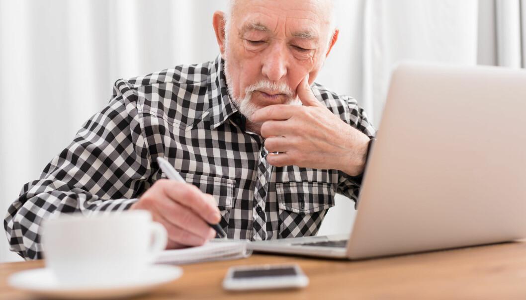 I årene etter pensjonsreformen ble innført i 2011, var det en økning i antall sysselsatte i alle de avgrensede aldersgruppene som undersøkelsen har tatt for seg. (Illustrasjonsfoto: Shutterstock / NTB scanpix)
