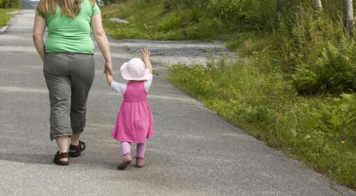 Når mor slanker seg, blir barna slankere