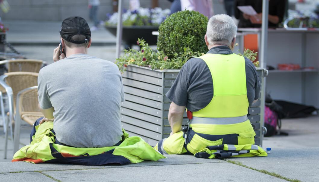 Da de polske arbeiderne i Norge oppfattet at de kunne stole på forskerne, ble de villige til å uttale seg om kontroversielle spørsmål som NAV-misbruk og svart arbeid.  (Foto: Colourbox)