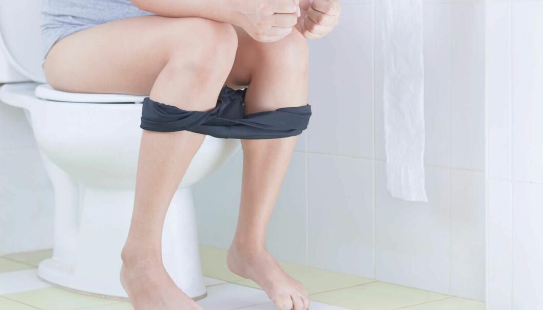Folk med IBS vet ofte hvor doen er. Den kan nemlig trenges plutselig.  (Illustrasjonsfoto: Niran Phonruang / Shutterstock / NTB scanpix)