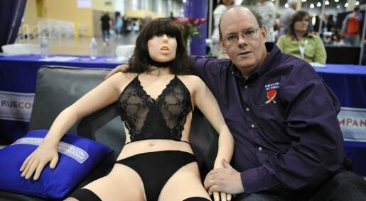 Vil du ha en kjæreste av silikon? Sex-robotene er bare et tastetrykk unna