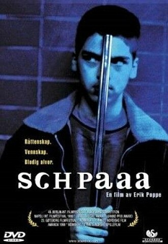 Filmen Schpaaa handler om en ungdomsgjeng i Oslo på 1990-tallet. (Foto: BulBul Film AS/Europafilm)