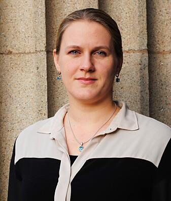 Froukje Maria Platjouw er forskar ved Norsk institutt for vassforsking (NIVA). (Foto: NIVA)