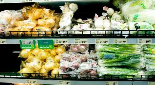 Lite sprøytegift i norsk mat
