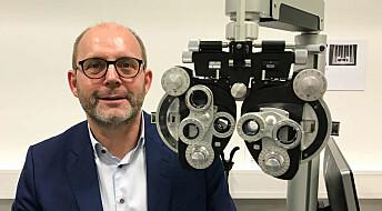 Martin Rostrup blir industriekspert ved Universitetet i Sørøst-Norge