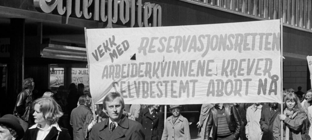 Abortlovens historie: Slik er vi gått fra halshogging til fri abort