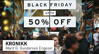Lite å spare på Black Friday, men mye action