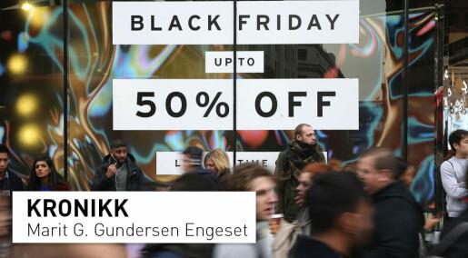Lite å spare på Black Friday, men mye action