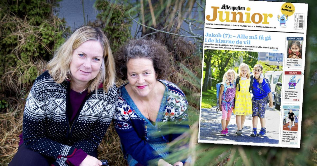 54d2bf921 Debattinnlegg: Støtter Jakob (7): - Forlang klær for barn og klær ...