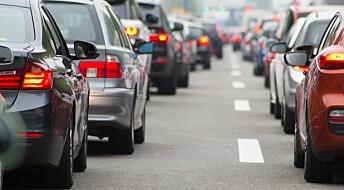 Førerløse biler kan gi mer trafikk