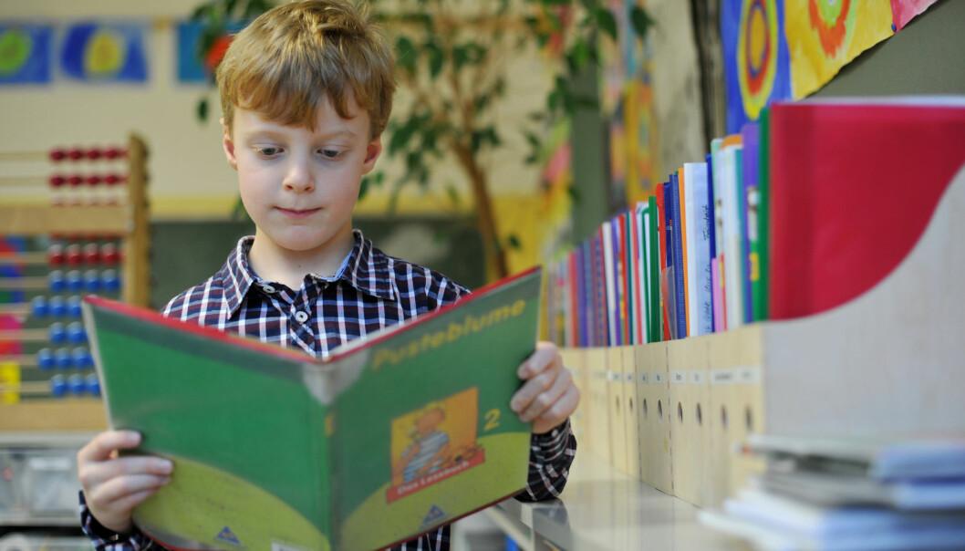 Hvorfor har vi så mange elever som får spesialundervisning i dag?  (Foto: Frank May / NTB scanpix)
